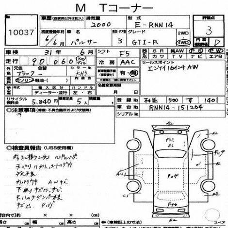 Nissan Pulsar Specification