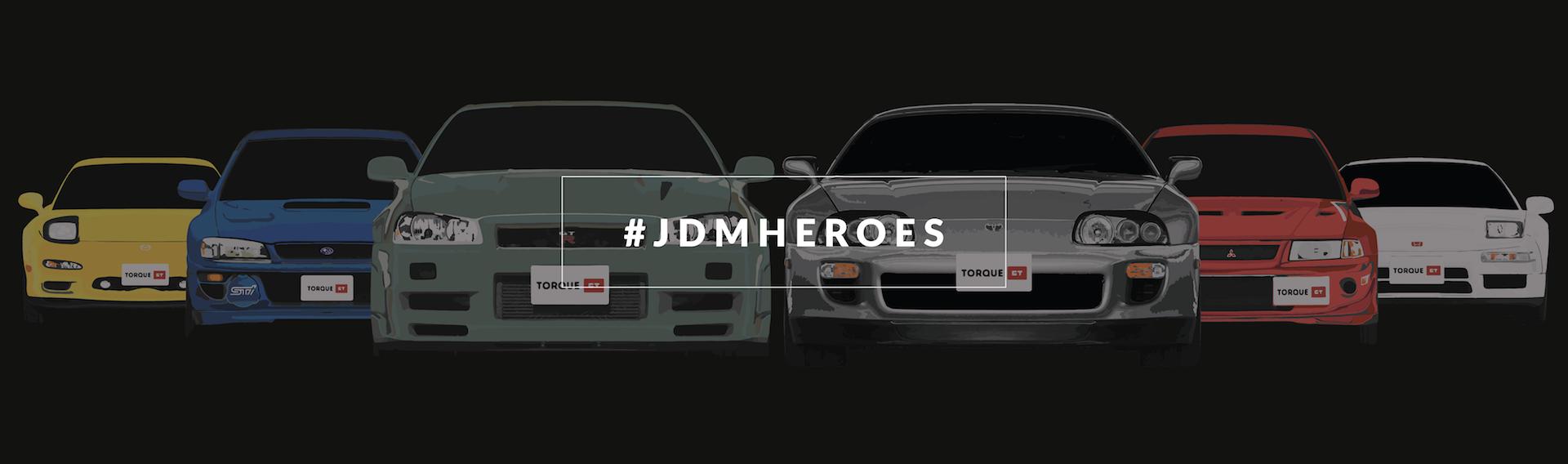 JDM Heroes