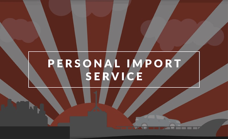 Personal Import Service