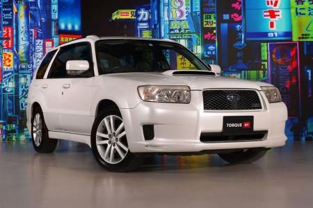 Subaru Forester Cross Sports