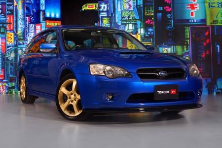 Subaru Legacy GT Spec B WR Ltd