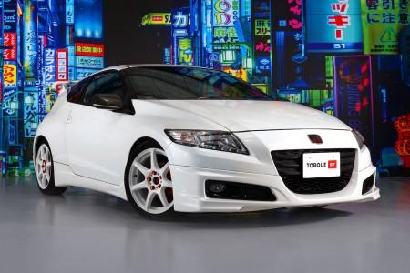 Honda CR-Z (Alpha Black Label)