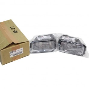 NISMO S-Tune Clear Front Indicators - Skyline R34