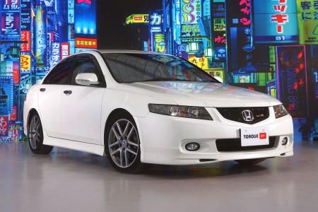 Honda Accord Euro R