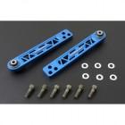 Hardrace Hardened Rubber Rear Lower Arms - Integra DC5