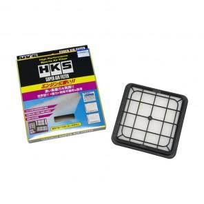 HKS Super Hybrid Filter - GRB Impreza STi, Legacy BP, Forester 08+