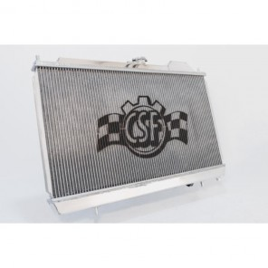 CSF Aluminium Radiator and Fan Kit - Lancer Evo 7-9
