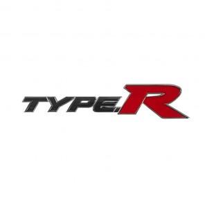 Genuine Honda Rear Type R Badge - Civic FD2