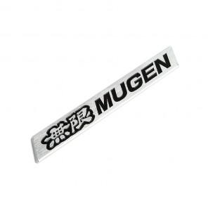 Mugen Metal Emblem - Small