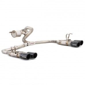 Fujitsubo Authorize RM+c Titanium Axle Back Exhaust - FK2