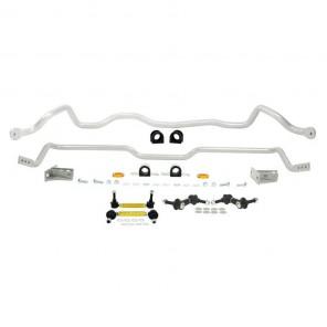 Whiteline Front and Rear Anti Roll Bar Kit - Evo 7-9