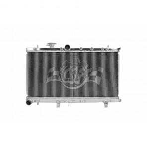 CSF Aluminium Radiator - Impreza WRX STi ('02-'07)