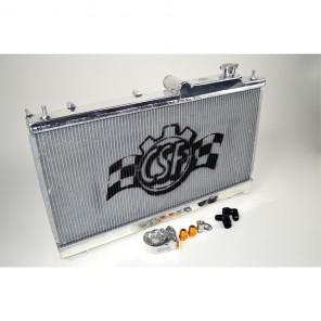 CSF Aluminium Radiator & Oil Cooler - Impreza (02-07)
