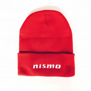 NISMO Collection Basic Series Knit Cap - Red