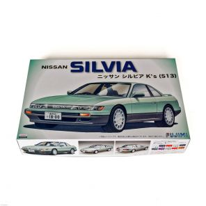 Fujimi Nissan Silvia PS13 Model Kit 1:24