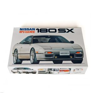Fujimi Nissan 180SX RPS13 Model Kit 1:24