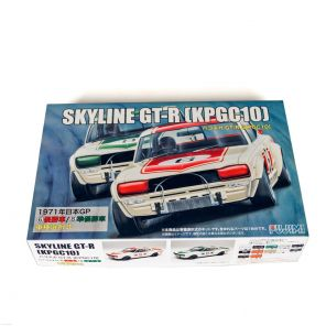Fujimi Hakosuka KPGC10 Model Kit 1:24