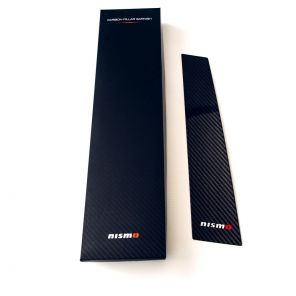 NISMO Carbon Pillar Garnish - Skyline R33