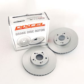 Dixcel PD Replacement Brake Discs - Rear- Civic Type R EP3