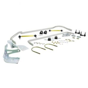 Whiteline Front and Rear Anti Roll Bar Kit - Civic Type R FN2