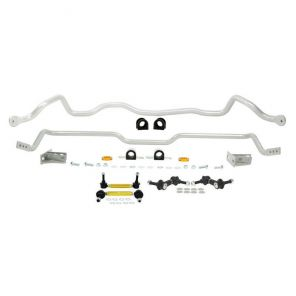 Whiteline Front and Rear Anti Roll Bar Kit - Lancer Evo 4-6