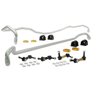 Whiteline Front and Rear Anti Roll Bar Kit - Legacy BP5