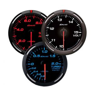 Defi Racer Gauges