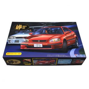 Fujimi Honda Civic EK SIR Model Kit 1:24