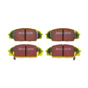 EBC Yellowstuff Brake Pads - Rear - Silvia S14 / S15