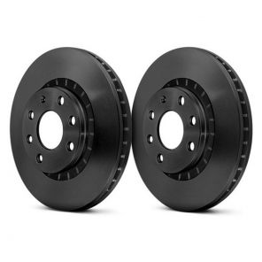EBC D Series Premium Replacement Brake Discs - Front - Integra Type R DC2 ('96 Spec)