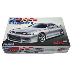 Fujimi Nissan Skyline R33 GTR NISMO Model Kit 1:24