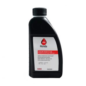 Genuine Honda Type 2 Coolant Pre Mixed 1 Litre