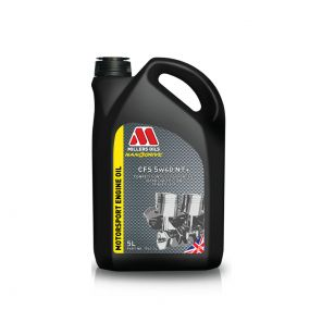Millers CFS NT+ Nanodrive 5W40 Fully Synthetic Oil - 5 Litres