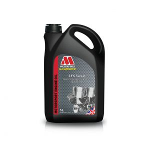 Millers CFS Nanodrive 5W40 Fully Synthetic Oil - 5 Litres