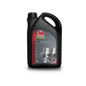 Millers CSS Nanodrive 10W40 Semi Synthetic Oil - 5L
