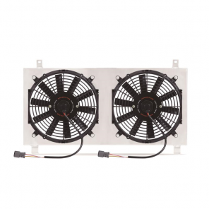 Mishimoto Aluminium Fan Shroud Kit - MX5 NA