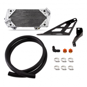 Mishimoto Secondary Race Radiator - Civic Type R FK8