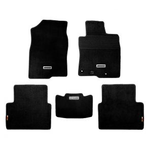 Mugen Sports Floor Mat Set - Civic FK7 / FK8 - Black