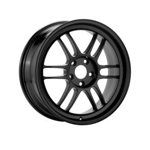 Enkei RPF1 Black Alloy Wheel