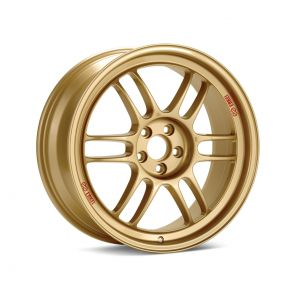 Enkei RPF1 Gold Alloy Wheel