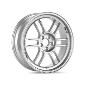 Enkei RPF1 F1 Silver Alloy Wheel
