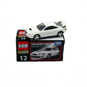 Tomica Celica GT-Four Miniature 1:67 Scale