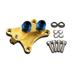 Tomei N2 Oil Block Adaptor - S13 / S14 / S15