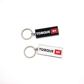 Torque GT Metal Key Ring
