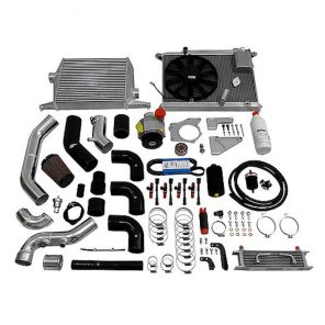 TTS Rotrex Supercharger Super Sport Kit - Civic Type R FD2