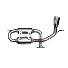 Fujitsubo Authorize R Exhaust - MX5 MK4 ND5RC/NDERC