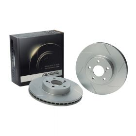 Dixcel SD Slotted Brake Discs - Civic Type R FK8