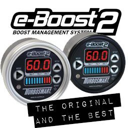 Turbosmart Boost Controller eB2 60psi 60mm Sleeper