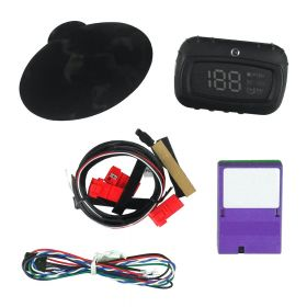 CAN Heads Up Display Speedometer Unit