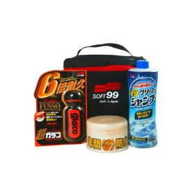 Soft99 Cleaning Essentials Kit - Light
